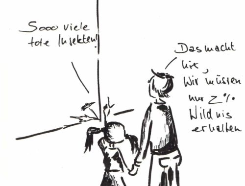 Koalitionsvertrag comic