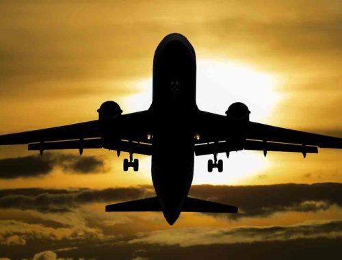 Flugzeug Tourismus
